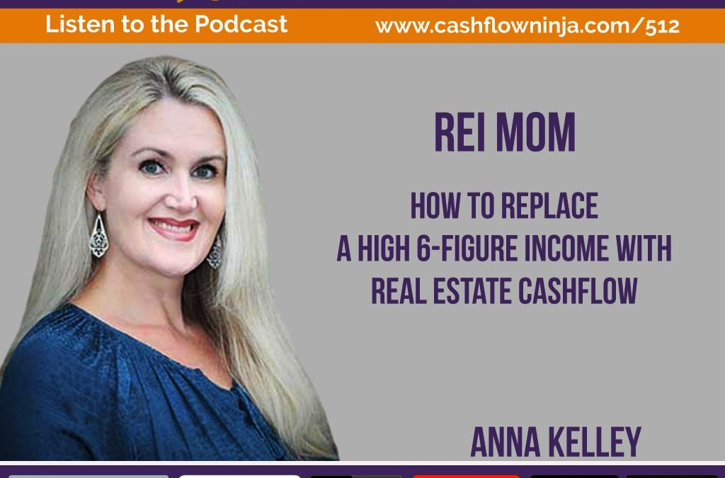 How To Replace A High 6-Figure Income With Real Estate Cashflow