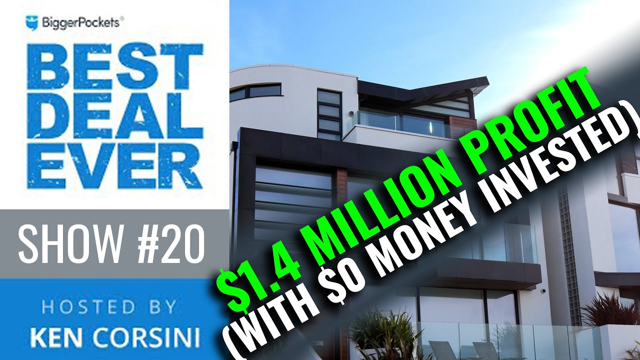 $6.5M Purchase with Zero Out of Pocket